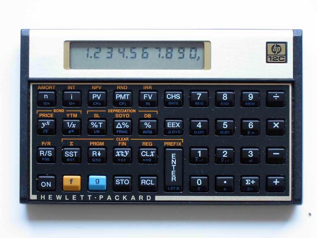 hp 12c platinum rh thimet de Hewlett-Packard 12C Owner's Manual Hewlett-Packard Calculators Help Booklet